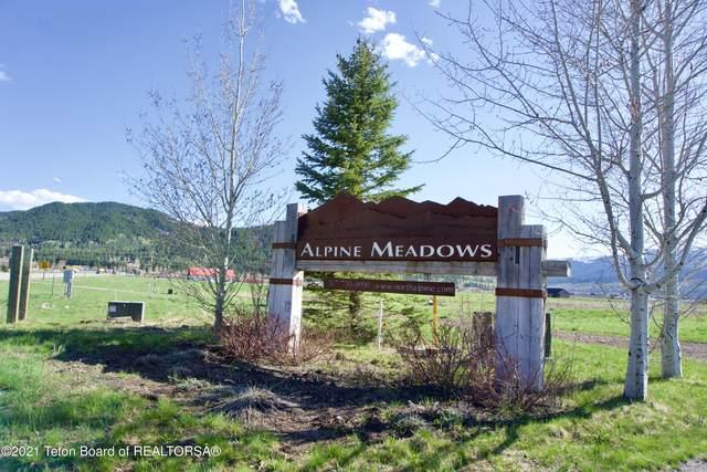 LOT 84 Aster Loop, Alpine, WY 83128 (MLS #21-1437) :: Coldwell Banker Mountain Properties