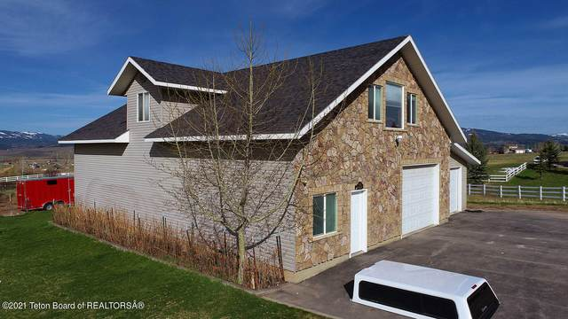 159 Saddle Drive, Etna, WY 83120 (MLS #21-1471) :: Coldwell Banker Mountain Properties