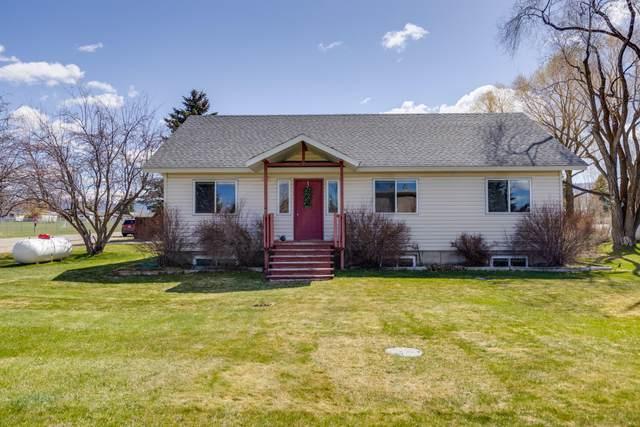 391 N 1ST Street, Driggs, ID 83422 (MLS #21-1475) :: Coldwell Banker Mountain Properties