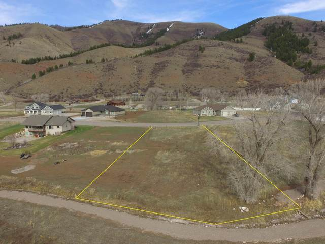 Lot 123 Young Lane, Afton, WY 83110 (MLS #21-1505) :: Coldwell Banker Mountain Properties