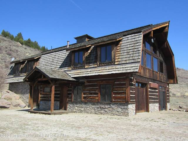 5676 Big Game View Rd, Tetonia, ID 83452 (MLS #21-1510) :: Coldwell Banker Mountain Properties