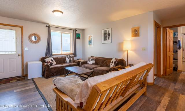 555 W Deer Drive #303, Jackson, WY 83001 (MLS #21-1548) :: Coldwell Banker Mountain Properties