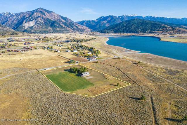 Address Not Published, Alpine, WY 83128 (MLS #21-155) :: West Group Real Estate