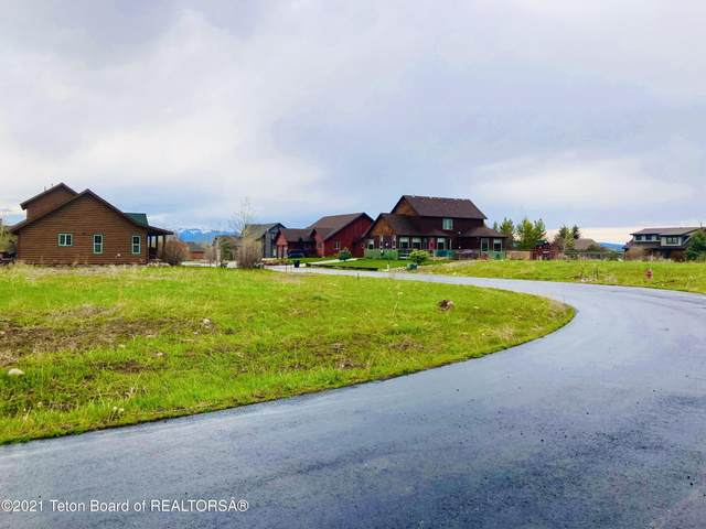 1988 Targhee Ridge Dr, Driggs, ID 83422 (MLS #21-1554) :: Coldwell Banker Mountain Properties