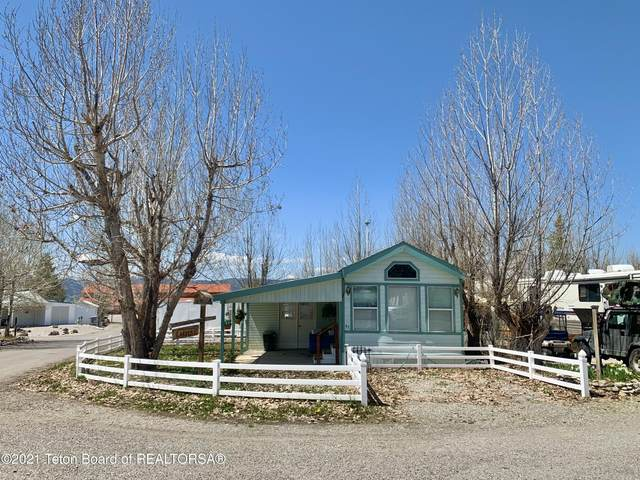 31 Doubletree Rd, Thayne, WY 83127 (MLS #21-1564) :: Coldwell Banker Mountain Properties