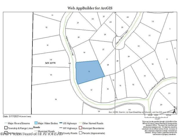 Lot 18 Alpine Retreat, Alpine, WY 83128 (MLS #21-1582) :: Coldwell Banker Mountain Properties