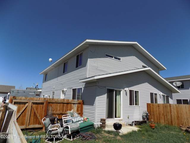 331 Cole Ave, Pinedale, WY 82941 (MLS #21-1593) :: Coldwell Banker Mountain Properties