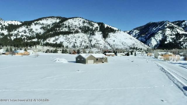 881 Cedar Creek Dr, Star Valley Ranch, WY 83127 (MLS #21-160) :: West Group Real Estate