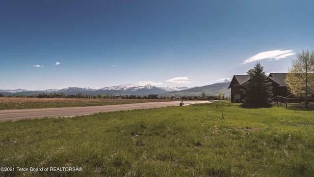 TBD Buffalo Trail, Driggs, ID 83422 (MLS #21-1613) :: Coldwell Banker Mountain Properties