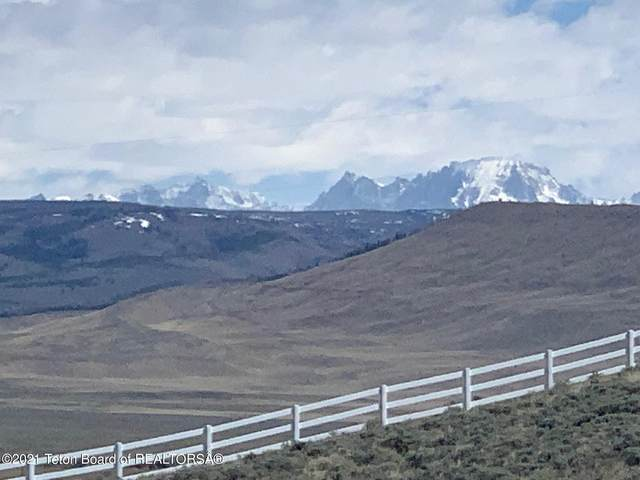 Badger Ridge Rd, Pinedale, WY 82941 (MLS #21-1623) :: Coldwell Banker Mountain Properties