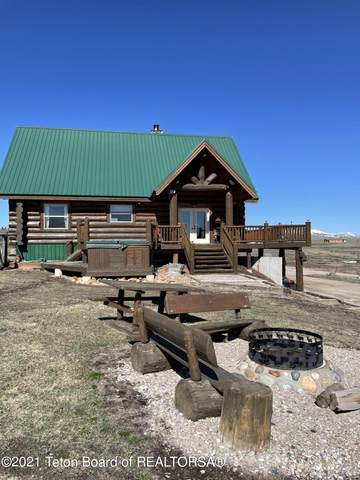 92 E Fontenelle Dr, Merna, WY 83115 (MLS #21-1646) :: Coldwell Banker Mountain Properties
