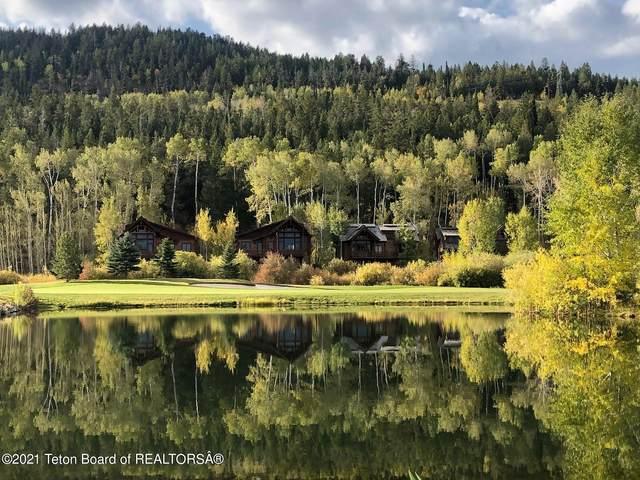 25 Warm Creek Ln, Victor, ID 83455 (MLS #21-1650) :: Coldwell Banker Mountain Properties