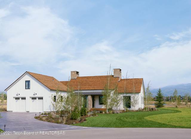 Address Not Published, Driggs, ID 83422 (MLS #21-1660) :: Coldwell Banker Mountain Properties