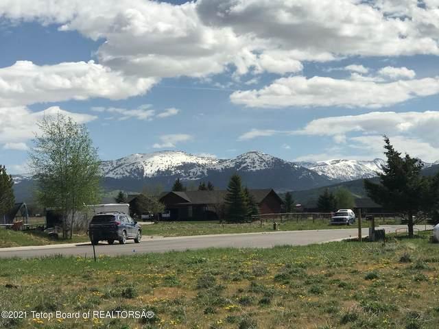 724 Buffalo Trail, Driggs, ID 83422 (MLS #21-1663) :: Coldwell Banker Mountain Properties