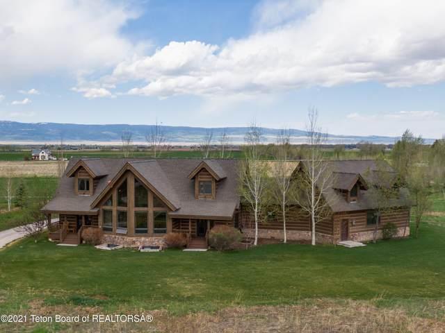 4702 Brown Drake Cir, Tetonia, ID 83452 (MLS #21-1669) :: Coldwell Banker Mountain Properties