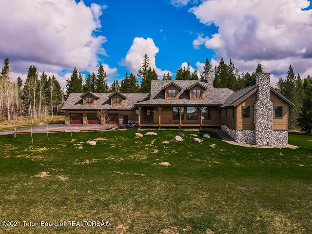 Address Not Published, Ashton, ID 83420 (MLS #21-1677) :: Coldwell Banker Mountain Properties