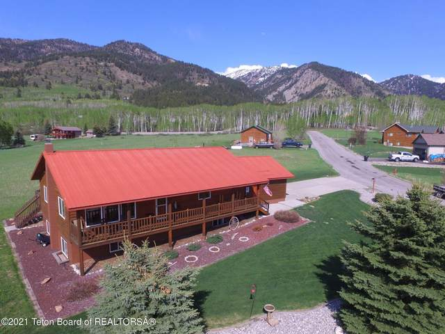 92 Aztec Drive, Star Valley Ranch, WY 83127 (MLS #21-1679) :: Coldwell Banker Mountain Properties