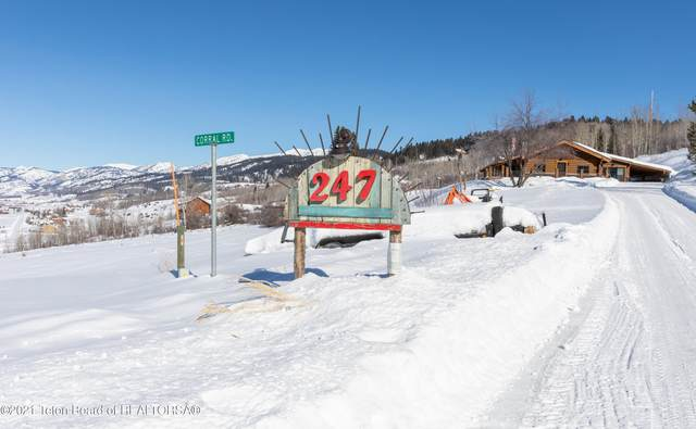 247 Aspen Ln, Alpine, WY 83128 (MLS #21-168) :: West Group Real Estate