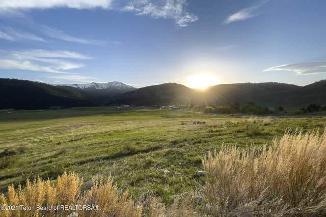 1010 W Elk Ridge Road, Jackson, WY 83001 (MLS #21-1683) :: Coldwell Banker Mountain Properties