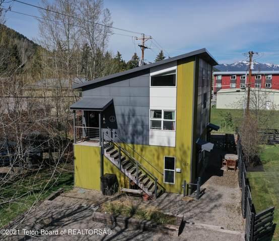 663 S Millward St, Jackson, WY 83001 (MLS #21-1690) :: Coldwell Banker Mountain Properties