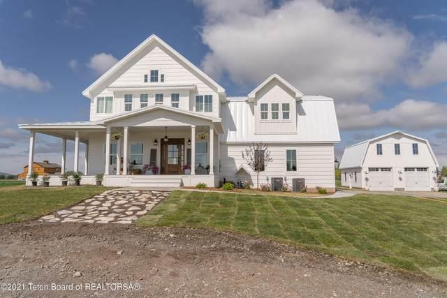 2399 W 4000, Rexburg, ID 83440 (MLS #21-1692) :: Coldwell Banker Mountain Properties