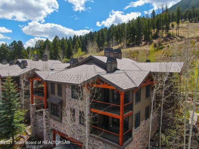 550 Snow King Loop #503, Jackson, WY 83001 (MLS #21-1699) :: Coldwell Banker Mountain Properties