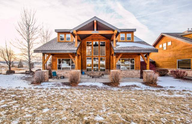 184 Johnny Miller Dr, Afton, WY 83110 (MLS #21-172) :: Sage Realty Group