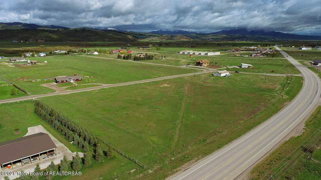 LOT 22 Lupine Drive, Thayne, WY 83127 (MLS #21-1725) :: Coldwell Banker Mountain Properties