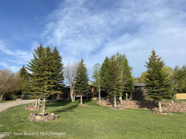 1478 E Smiths Fork Rd, Cokeville, WY 83114 (MLS #21-1728) :: Coldwell Banker Mountain Properties