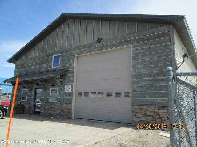 167 Cole Ave, Pinedale, WY 82941 (MLS #21-1733) :: Coldwell Banker Mountain Properties