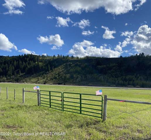 LOT 3 Cottonwood Shadows, Smoot, WY 83126 (MLS #21-1749) :: West Group Real Estate