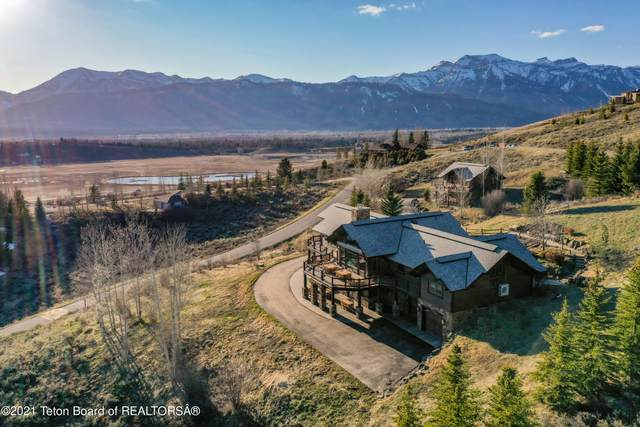 350 N Bar Y Rd, Jackson, WY 83001 (MLS #21-1750) :: Coldwell Banker Mountain Properties