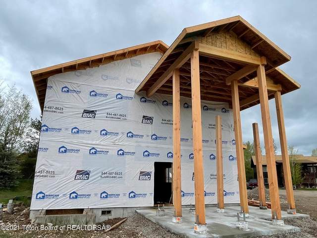 205 Lakewood Road 1B, Victor, ID 83455 (MLS #21-1756) :: Coldwell Banker Mountain Properties