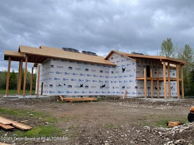 205 Lakewood Road 2B, Victor, ID 83455 (MLS #21-1757) :: West Group Real Estate