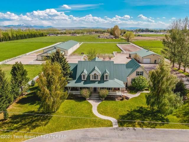 323 W 200 N, Blackfoot, ID 83221 (MLS #21-1761) :: Coldwell Banker Mountain Properties