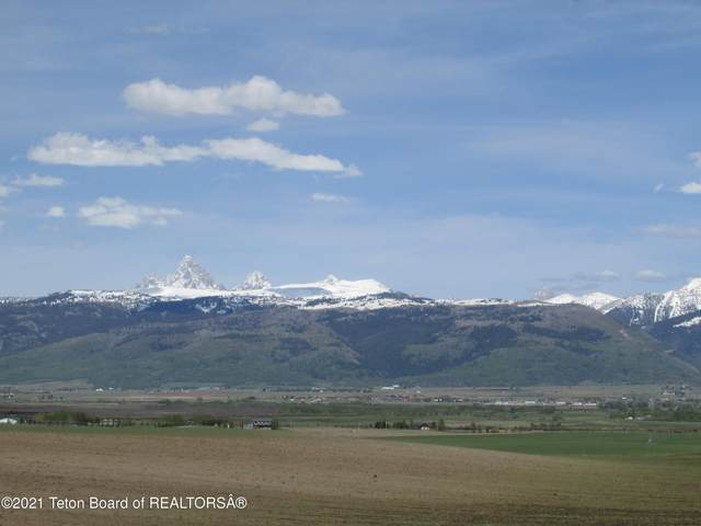 APPX 2925 W 5000, Driggs, ID 83422 (MLS #21-1773) :: Coldwell Banker Mountain Properties