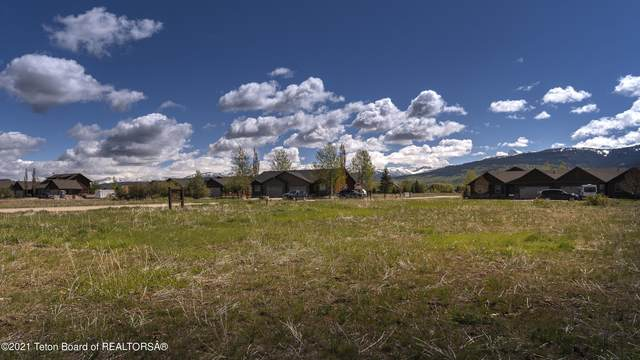 954 Ross Ave, Driggs, ID 83422 (MLS #21-1791) :: West Group Real Estate