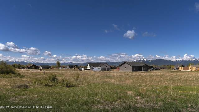 TBD Ross Ave, Driggs, ID 83422 (MLS #21-1792) :: West Group Real Estate