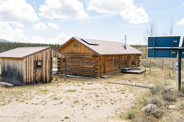 183 Lone Pine Rd, Cora, WY 82925 (MLS #21-1795) :: Coldwell Banker Mountain Properties