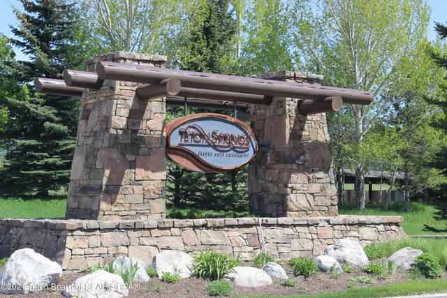 95 Flint Ridge Cir, Victor, ID 83455 (MLS #21-1797) :: Coldwell Banker Mountain Properties