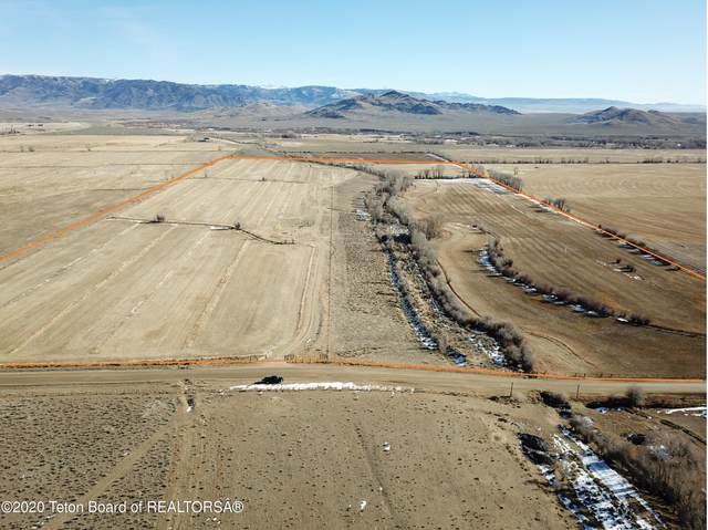 Boulder Canal 23-210 80 Acres, Boulder, WY 82923 (MLS #21-18) :: Sage Realty Group