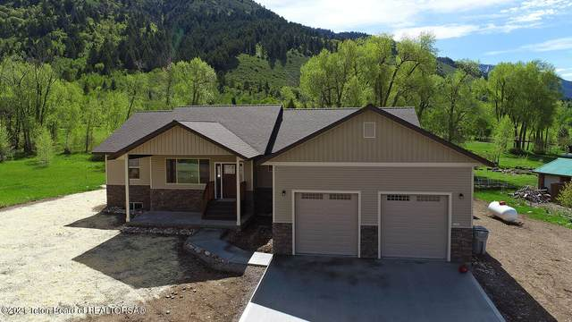 1386 Hardman Road, Star Valley Ranch, WY 83127 (MLS #21-1800) :: Coldwell Banker Mountain Properties