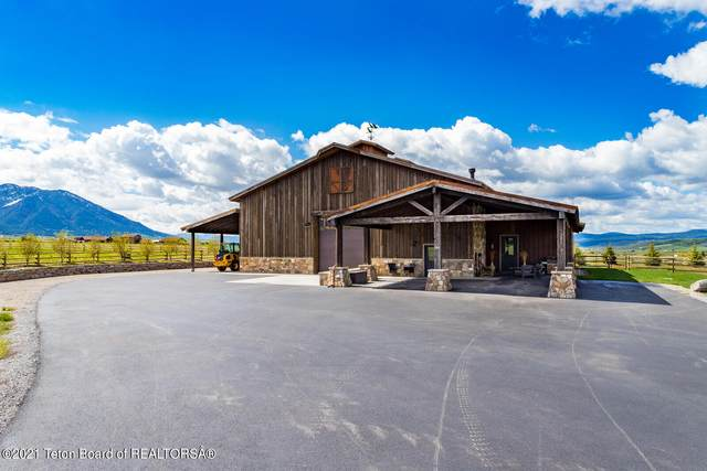 140 Olympic Drive, Etna, WY 83118 (MLS #21-1806) :: Coldwell Banker Mountain Properties