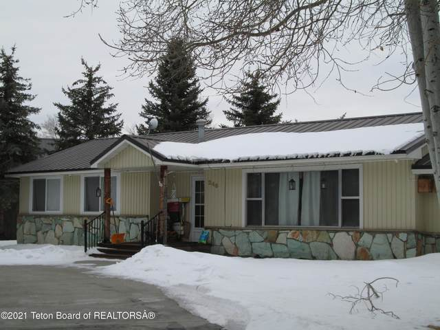 246 N Sublette Ave, Pinedale, WY 82941 (MLS #21-181) :: Sage Realty Group