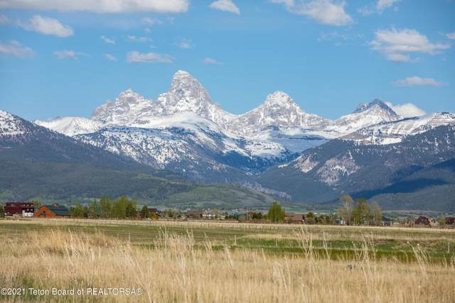 2392 Emmie Ln, Tetonia, ID 83452 (MLS #21-1812) :: Coldwell Banker Mountain Properties