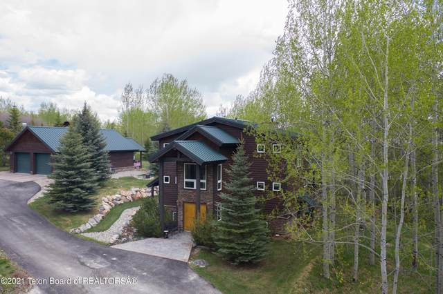 5084 Snowberry Ln, Victor, ID 83455 (MLS #21-1819) :: Coldwell Banker Mountain Properties