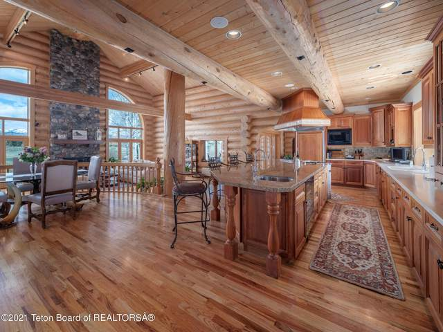 3950 S Trail Drive, Jackson, WY 83002 (MLS #21-1823) :: Coldwell Banker Mountain Properties