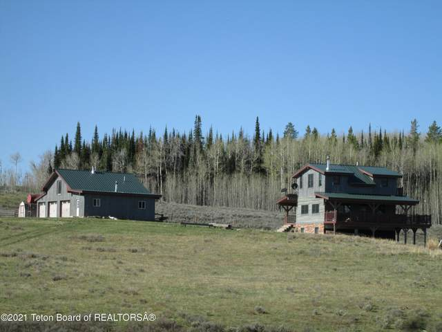 24 Thunder Rd, Merna, WY 83113 (MLS #21-1839) :: Coldwell Banker Mountain Properties