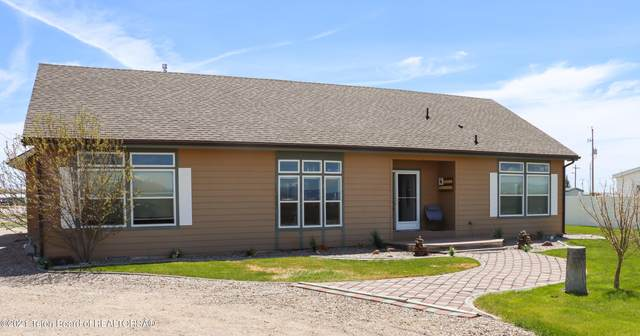 322 W Third St, Marbleton, WY 83113 (MLS #21-1840) :: Coldwell Banker Mountain Properties