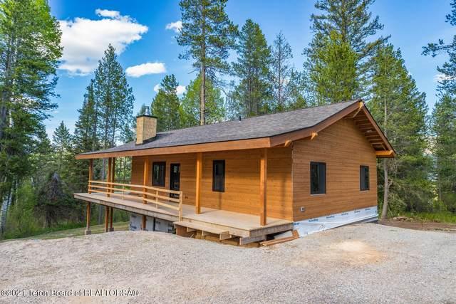471 Alpine Meadow Loop, Alpine, WY 83128 (MLS #21-1846) :: Coldwell Banker Mountain Properties